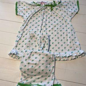 American Girl Beforever Maryellen pajama set